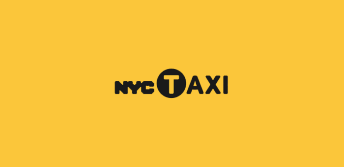 new-york-taxi-logo by wolff olins