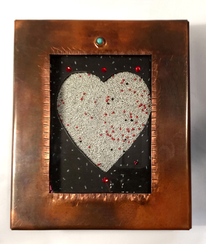 Grace Gunning's Gorgeous Reliquary Boxes