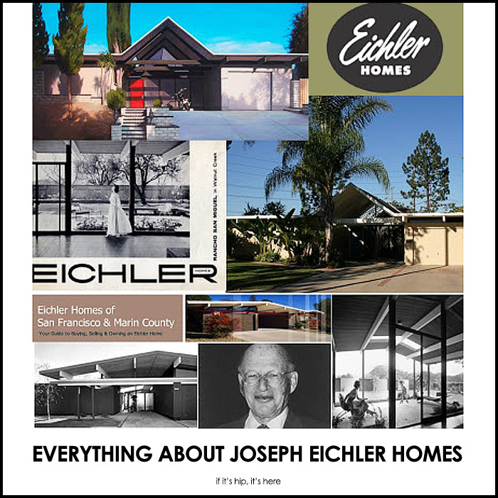 Eichler Homes: Real. Imagined. And For Sale.