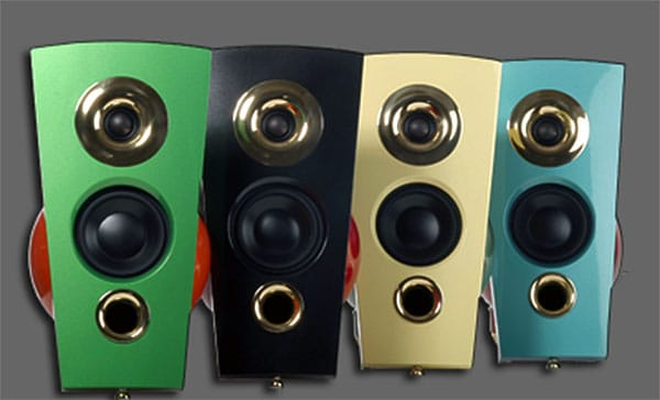 everything but the box speakers