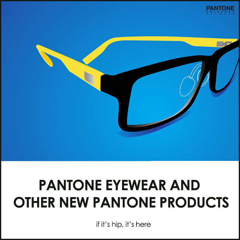 More Pantone Inspired Products