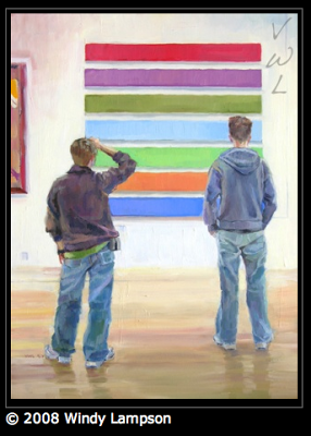 Windy Lampson paintings