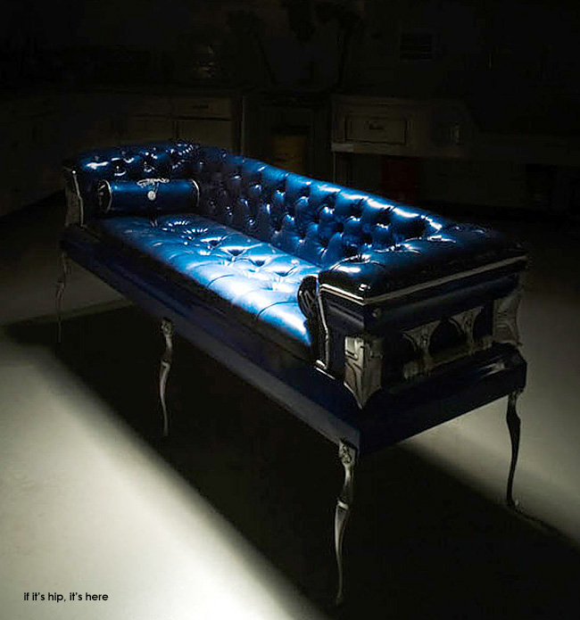 coffin couches