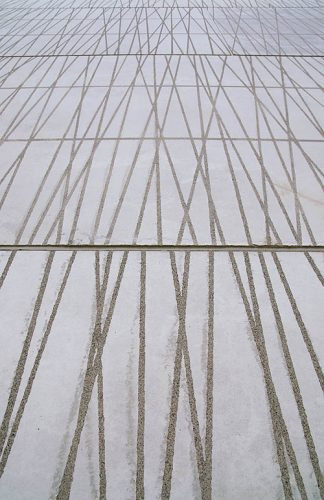 Read more about the article Graphic Concrete: Adding Life To A Big Ol' Grey Slab