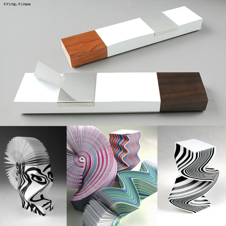 Mighty Morph Pads & More From Schleeh Design. Note Paper Never Looked So Good.