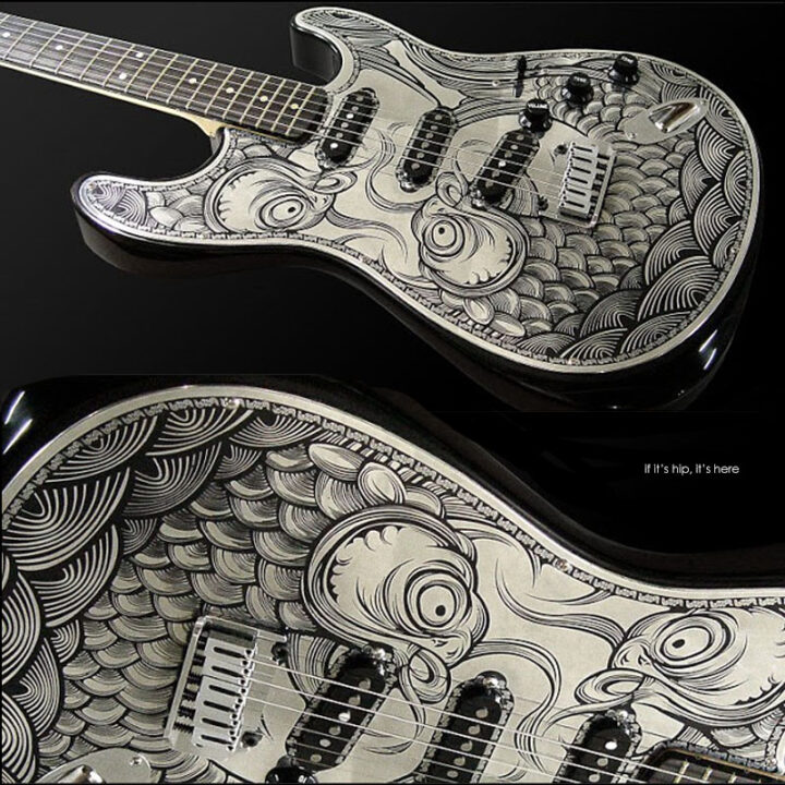 Guitars That Will Stir Your Soul, Prior To Being Played: Moollon