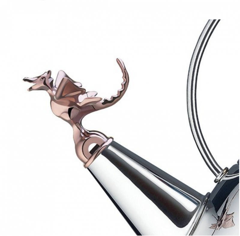 Alessi T- Rex Whistle Kettle