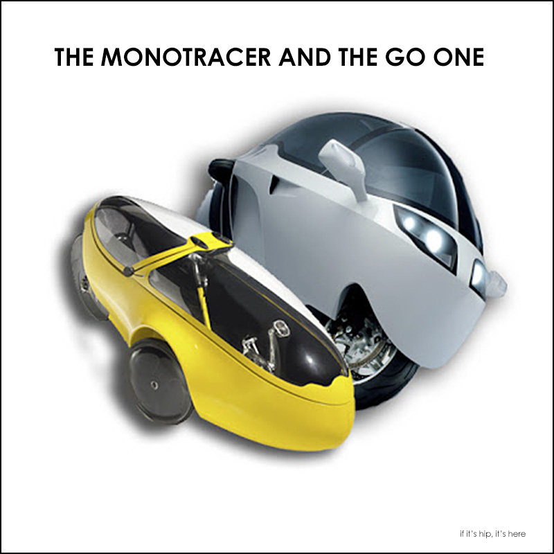 The Monotracer and The Go One