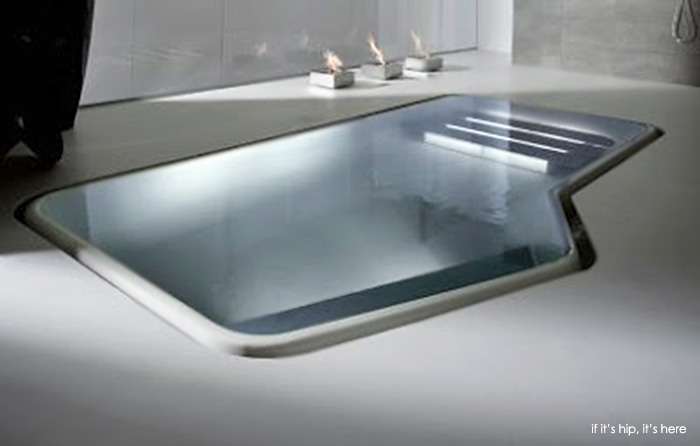 The Faraway Pool : A Sunken Bathtub For KOS - if it\'s hip, it\'s here