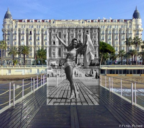 Read more about the article Cannes Film Festival; Classic Cannes Photos – Then And Now