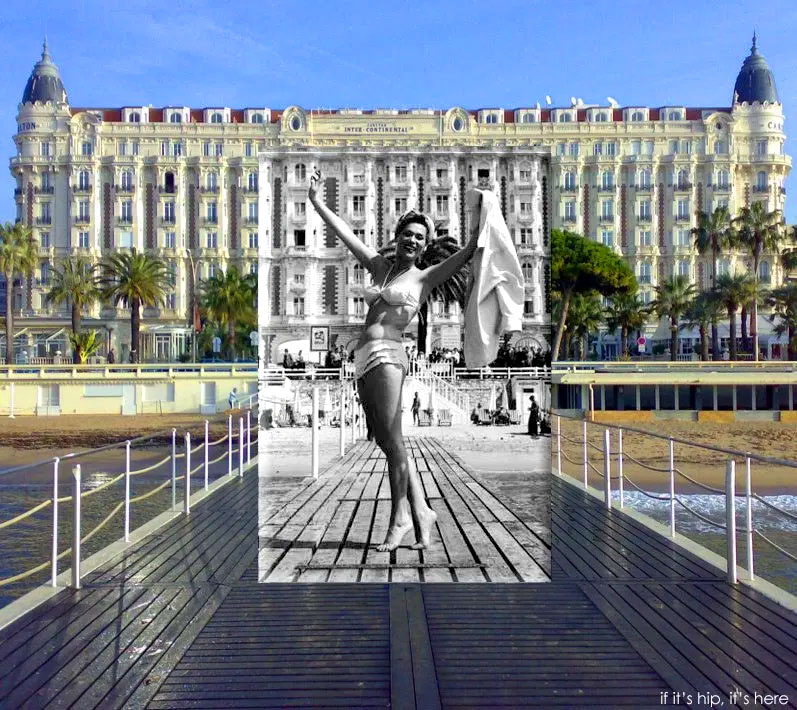 Cannes Film Festival Then and Now