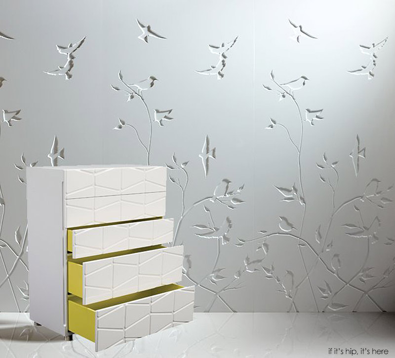 B+N Iconic Furniture & Textured Wall Panels