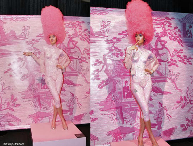 juicy couture body painting