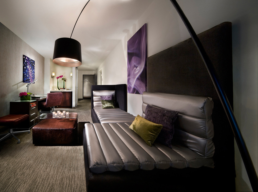 Extreme Wow Makeover Suites At The Lexington W Hotel In
