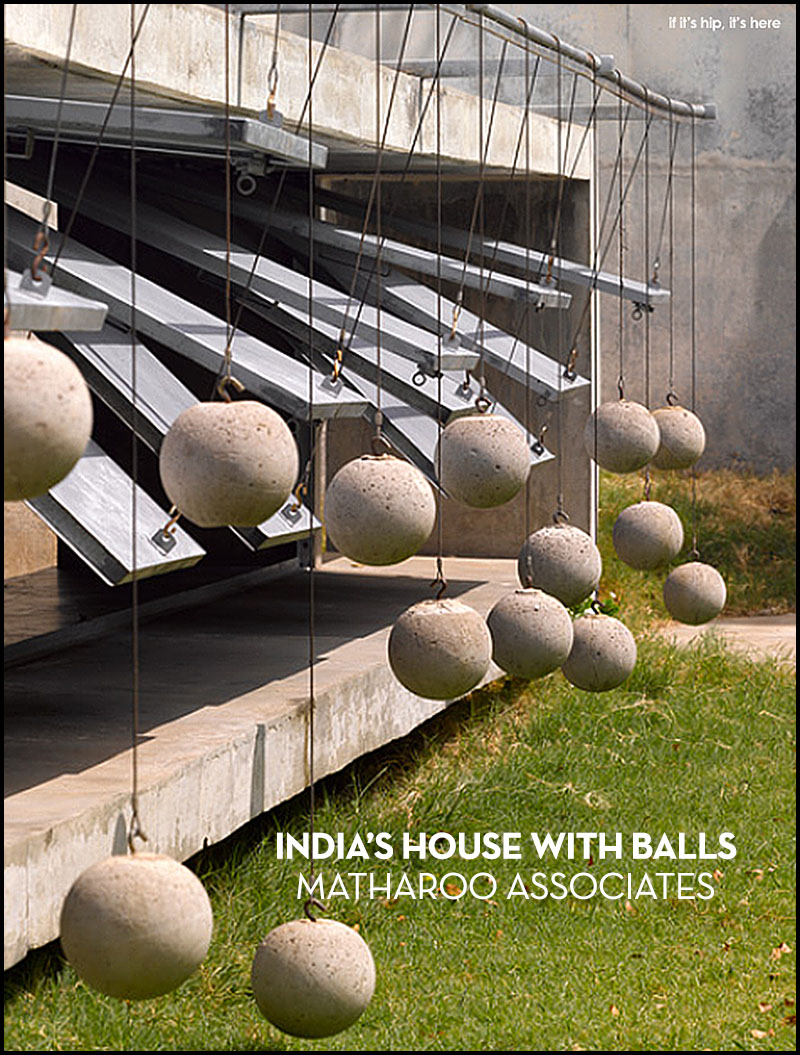 India's House With Balls