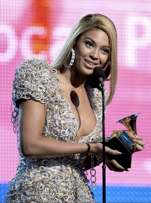 Fashions from the 52nd Grammy Awards