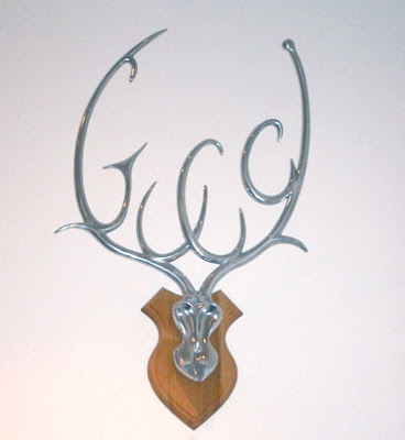 Read more about the article Brand Trophies (Gucci, Nike, LV, Cartier & More) by Artist Pucci de Rossi