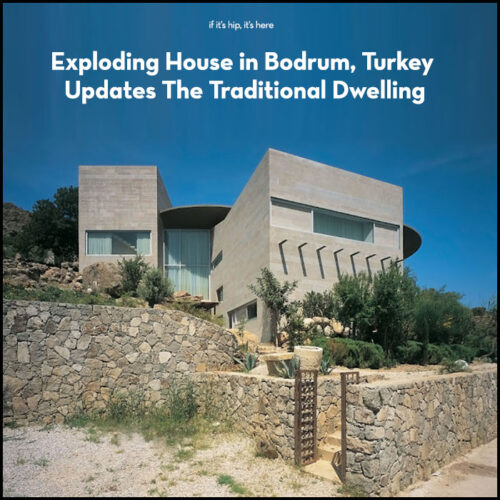 Read more about the article Exploding House in Bodrum, Turkey By GAD