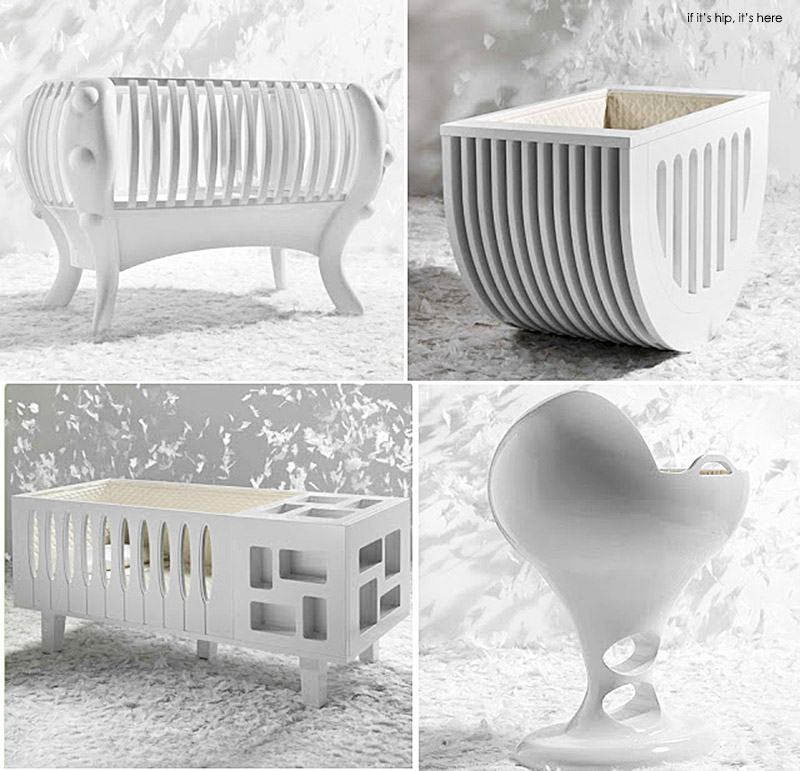 Modern Amp Luxurious Baby Furnishings From Baby Suommo Of