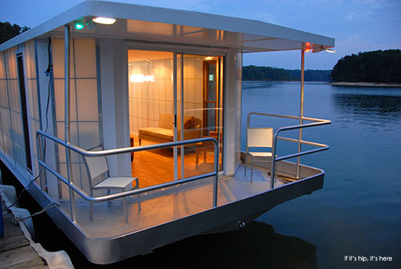 Houseboat Designs Plans