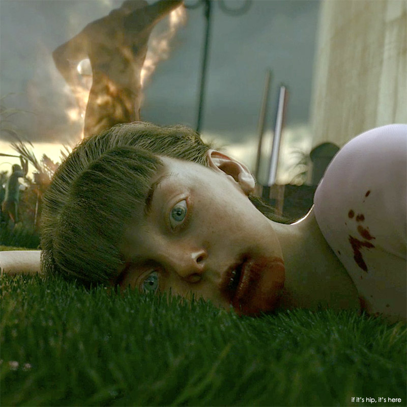Dead Island Trailer forward and reversed