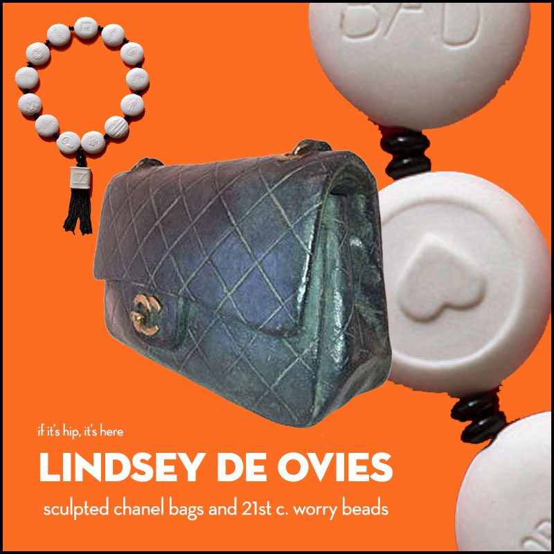 Lindsey de ovies chanel bags worry beads