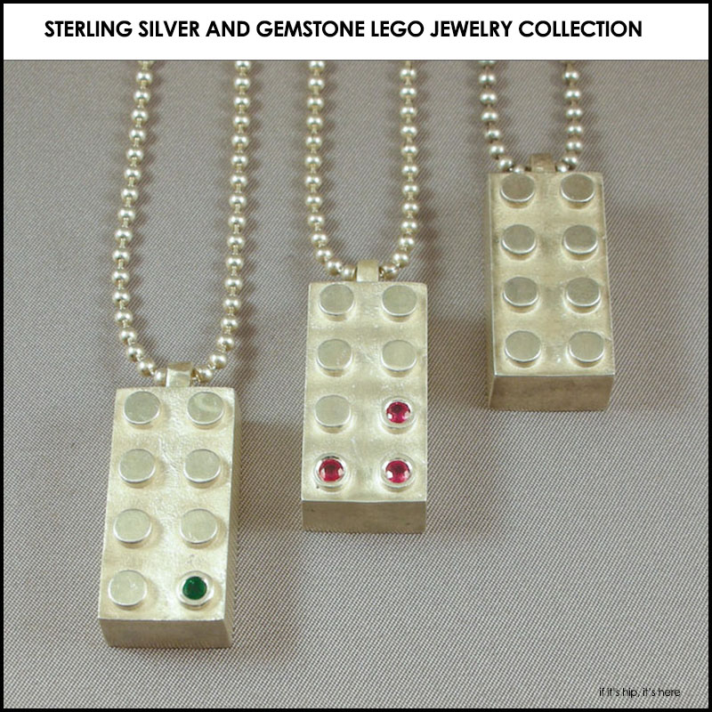 Icon LEGO Jewelry Collection