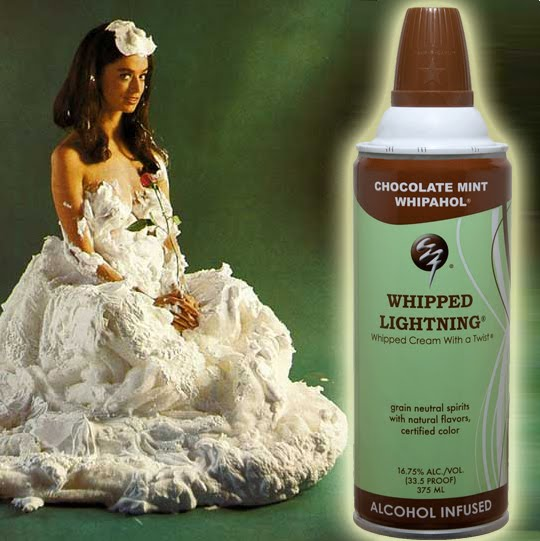 Read more about the article Alcohol Infused Whipped Cream in 11 Flavors. Whipped Lightning aka Whipahol.