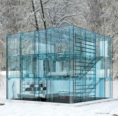 Read more about the article I Dare You To Throw A Stone. Glass Houses and Furniture by Carlo Santambrogio and Ennio Arosio.