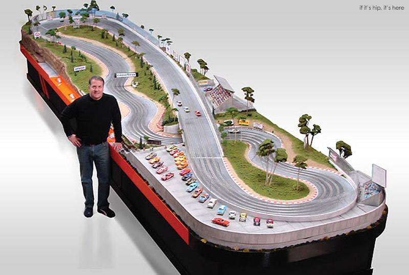 Pit Stop Auto Detailing >> Hot Wheels On Steroids – Slot Mods Luxury Custom and Replica Slot Car Raceways. – if it's hip ...