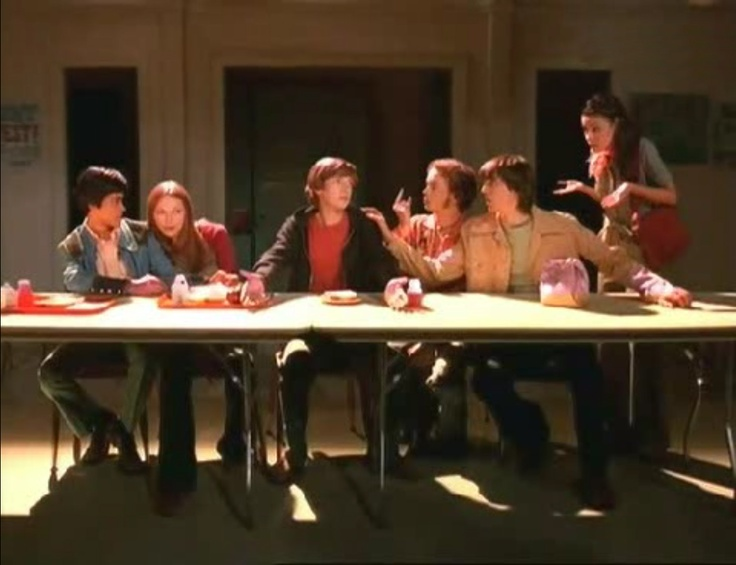 that 70s show last supper