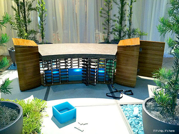 Barkitecture 2012 – Photos of the Luxe Doghouse & Garden Competition Entries