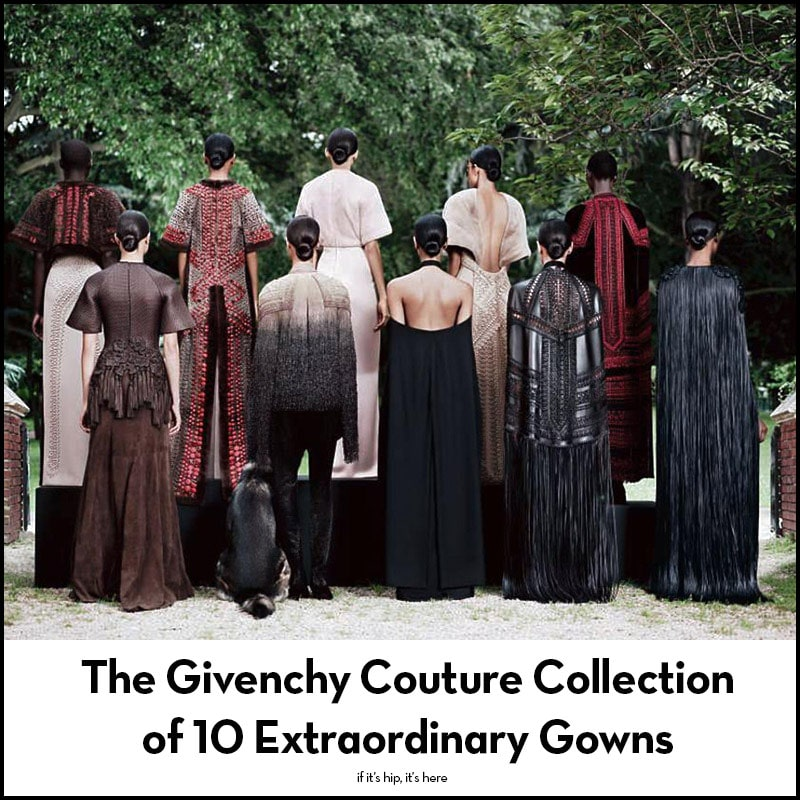 2012-13 Givenchy Couture Collection