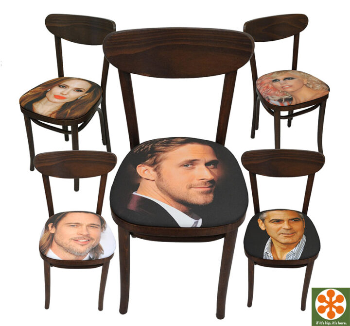 Oh Yeah, For $950 I Can Sit On Ryan Gosling's Face! Or Any One Of These 11 Sexy Celebs.