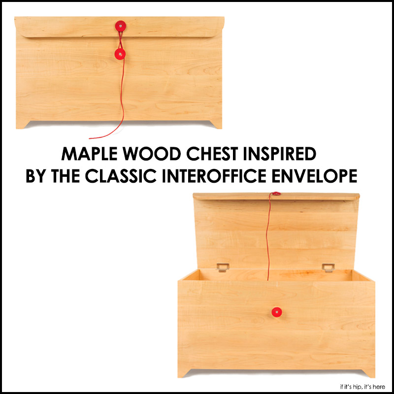 Field Day Envelope Chest