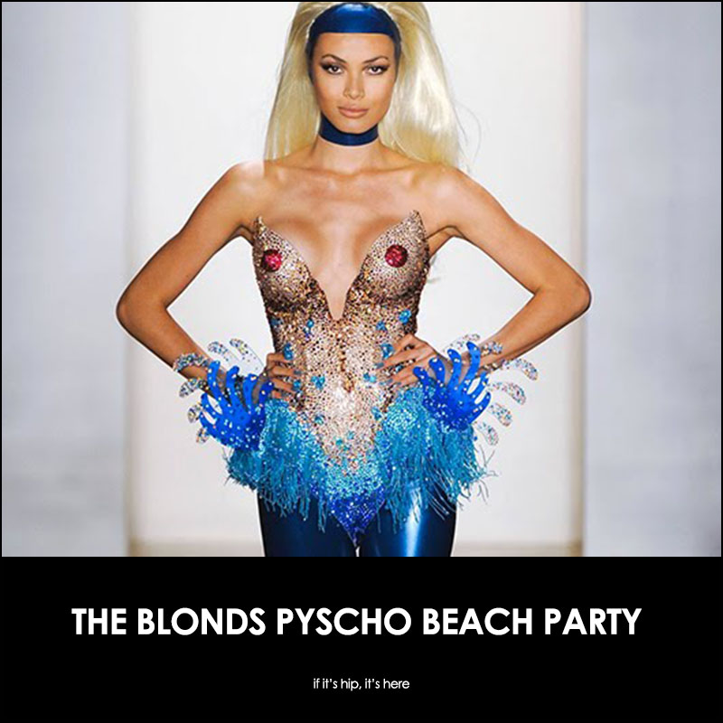 The Blonds Psycho Beach Party