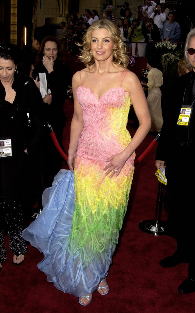 Read more about the article My Picks For The 20 Fugliest Red Carpet Oscar Dresses Of All Time.