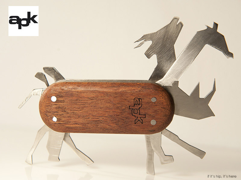 Animal Pocket Knives By David Suhami Amp How To Get One Of