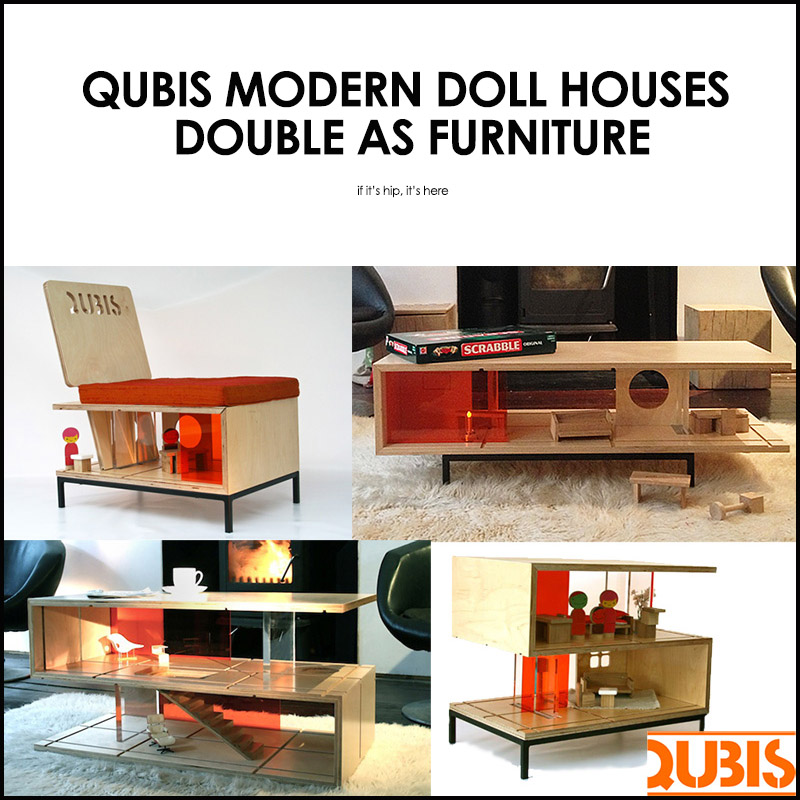 Qubis Doll Houses