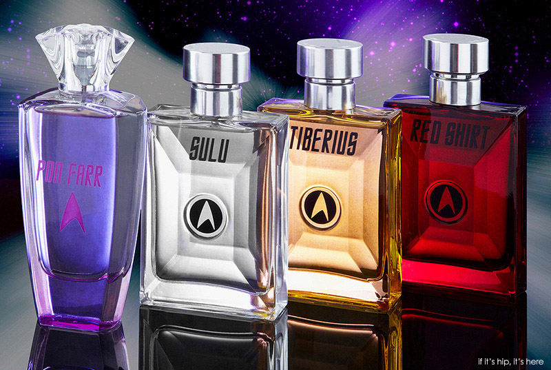Captivating Reformulated And Repackaged Star Trek Scents Launch To Coincide With Into  Darkness.   If Itu0027s