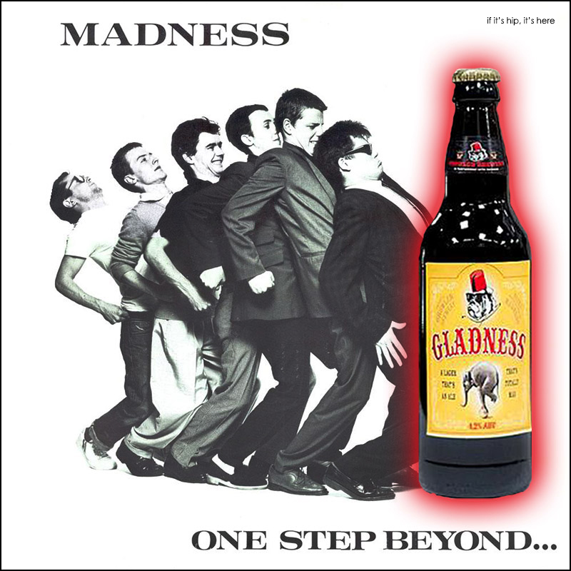 Madness Gladness beer