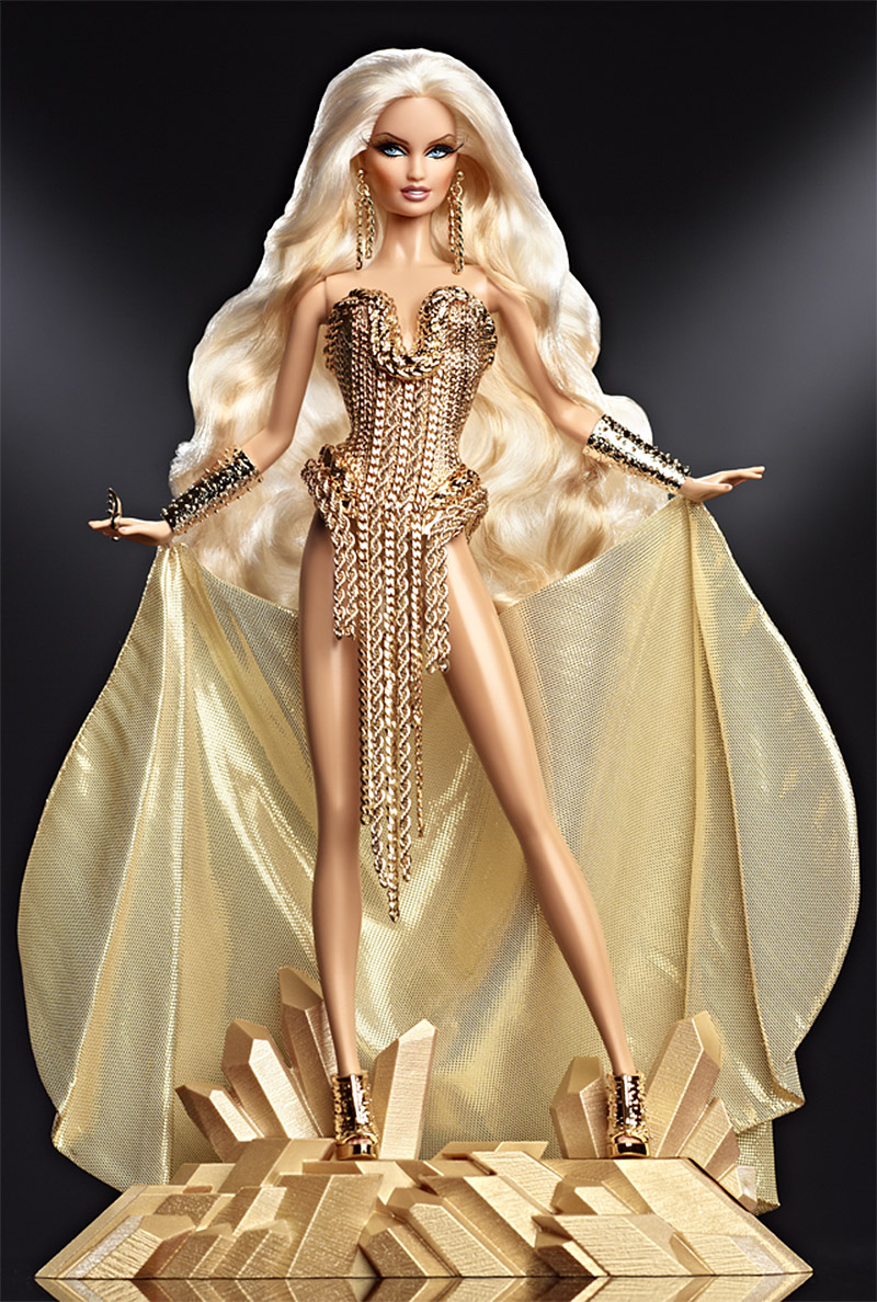The Blonds Dress Their Second Barbie Just Like Kylie ...