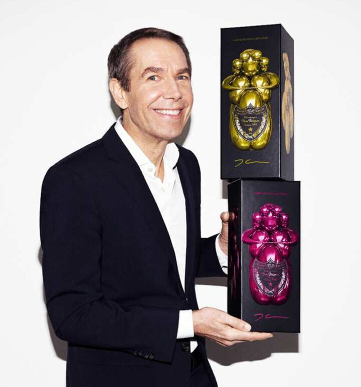 Can't Pay 20k For Jeff Koons and Dom Pérignon's Balloon Venus? Get The Limited Gift Box Versions Instead.