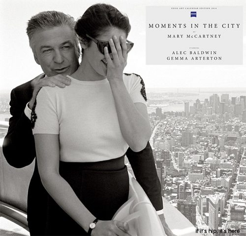 Read more about the article The 2014 The Zeiss Art Calendar by Mary McCartney Starring Alec Baldwin and Gemma Arterton.
