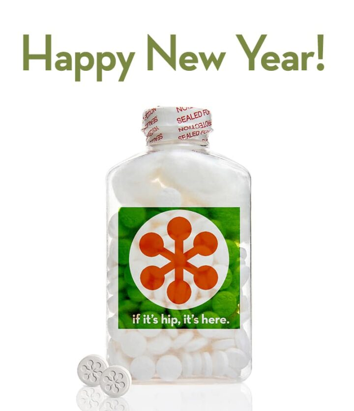 Happy New Year With Love From If It's Hip, It's Here
