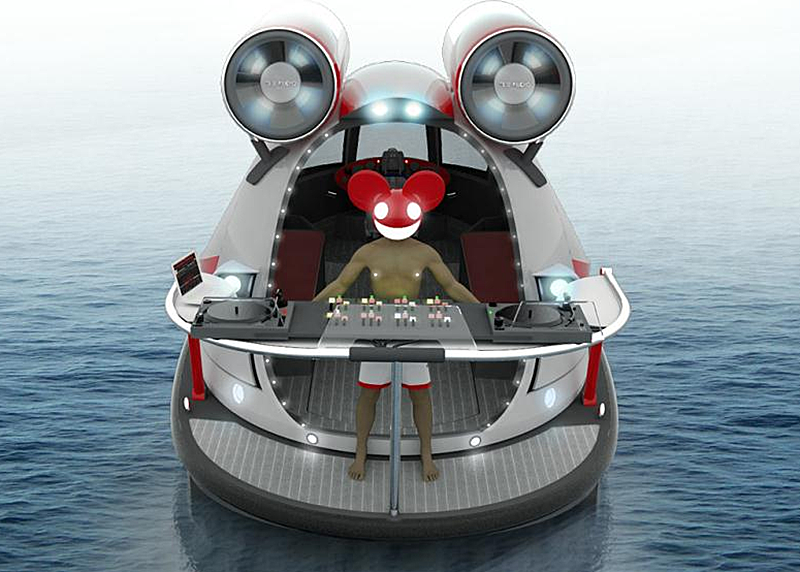 Bullet Proof Windows >> The Jet Capsule is Like a Jet Ski & a Yacht had a Baby!