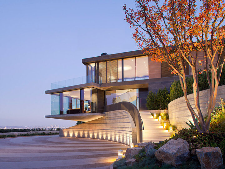 Modern Luxury Living – The Architecture & Interior Design of the Balance Hill House.