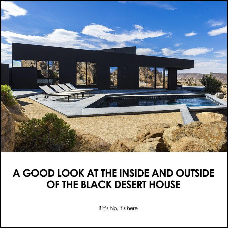 the black desert house yucca valley