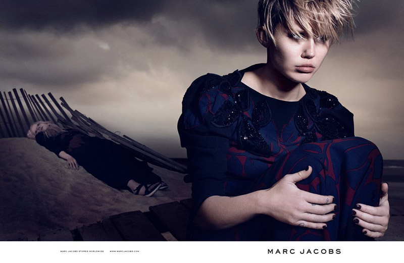 Miley Cyrus For Marc Jacobs
