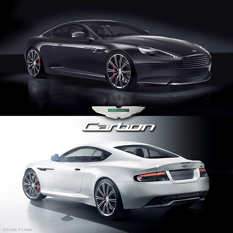 aston martin DB9 Carbon HERO IIHIH